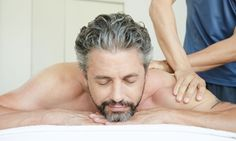 A massage therapist loosens muscles and eases stress, and a chiropractor performs a comprehensive exam and adjustment - $55