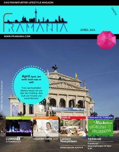Ich bin gerade auf dieses interessante Magazin gestossen ... https://www.yumpu.com/de/document/view/55394651/framania-magazin-ausgabe-april-2016