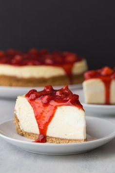 Strawberry Cheesecake Recipe