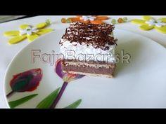 Nepečený koláč z Be-Be keksov - YouTube