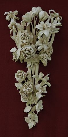 ⌖ Architectural Adornments ⌖ ornate building details - decorative floral carving