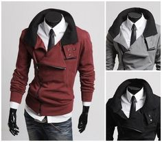 Assassin Casual - this, this right here. That's freakin' well what I mean when I say style.