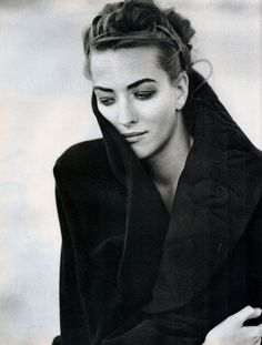 Tatjana by Peter Lindbergh, 1990