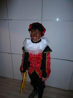 Zwarte Piet - kind