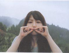 Nagasawa Masami | weeeeew bermukajelekpun teteup caem kamuh neng