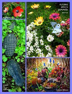 Wordless Wednesday: Fun in the Garden.  Whatcom County Washingtom Master Gardeners via Doug Bascom