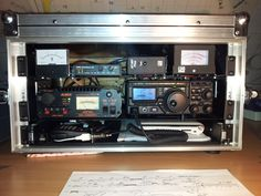 As a HAM radio operator I spent a lot of time to design my station. It should be (at least somehow) portable and it should allow all band / all mode operation. In this article i want to share some thoughts about the hobby and about my station with you.