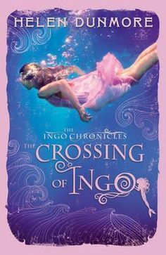 The Crossings of Ingo, by Helen Dunmore.  In the fourth novel in the critically acclaimed Ingo Chronicles Sapphire, Conor and their Mer friends Faro and Elvira are ready to make the Crossing of Ingo - a long and dangerous journey that only the strongest young Mer are called upon to make. No human being has ever attempted this thrilling voyage to the bottom of the world. Ervys, his followers and new recruits, the sharks, are determined that Sapphire and Conor must be stopped - dead or…