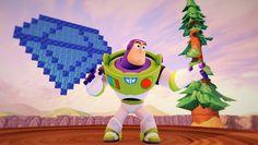 Buzz Lightyear crystal hunting adventure with nursery rhymes    Motorcyc...