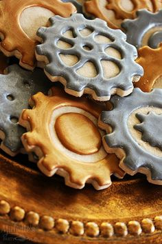 Steampunk Cookies image only