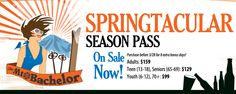 Like saving money? Phenom Spring Pass to Bachelor! Calling all boarders, skiers, tele's.