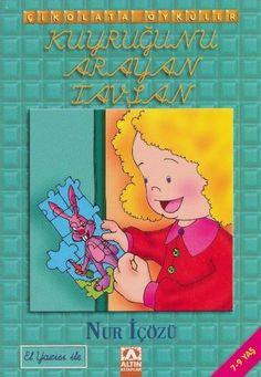 Çikolata Öyküler El Yazısı : Kuyruğunu Arayan Tavşan  7-9 Yaş
