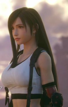 Final Fantasy 7 Tifa, Final Fantasy Girls, Final Fantasy Artwork, Final Fantasy Characters, Final Fantasy Vii Remake, Cloud And Tifa, Cloud Strife, Tifa Ff7 Remake, Final Fantasy Xv Wallpapers