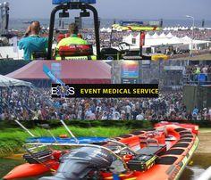Event Medical Service, Uden