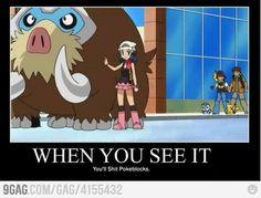 OMG wenn du es siehst... #pokemon