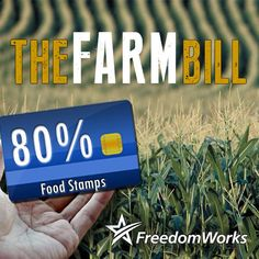 Take Food Stamps Out of the Farm Bill! | Opinion - Conservative  Source: beforeitsnews.com #News