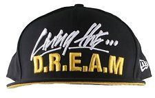 14918860880 Dissizit Black Yellow Living the DREAM Fitted New Era Fitted Baseball Hat  Cap