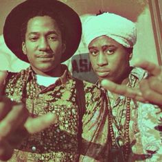 Q-tip and Ali