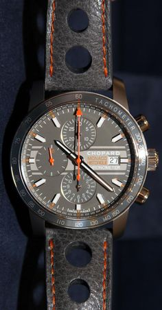 Chopard Grand Prix de Monaco Historique 2012 Watch Hands On