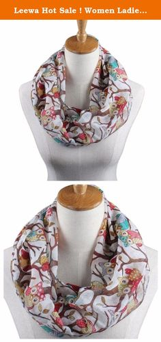 Leewa Hot Sale ! Women Ladies Owl Pattern Print Scarf Warm Wrap Shawl (50 X 170cm, White). Feature: 100% new and high quality. Quantity:1 Gender: Girl. Women Material: Voile Fashion Design, Very Popular Wonderful gift for you and your friends Size: 50cm*170cm Color: White, Red, Watermelon Red, Pink, Green, Light Blue, Dark Blue, Gray, Black, Gray, Red, Blue, Coffee Package Included: 1X Women Ladies Owl Pattern Print Scarf Warm Wrap Shawl (Without retail package).