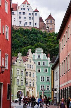 Landshut, Bayern, Germany