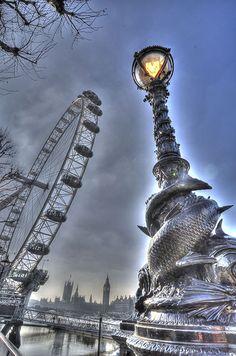 London Eye London Eye, Sci Fi, Eyes, Science Fiction