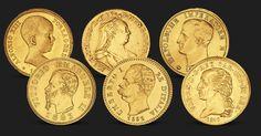 Najvýznamnejší panovníci európskeho kontinentu v jednej sade Šesť európskych panovníkov Personalized Items