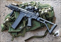 FN-FAL SBR with Para Stock