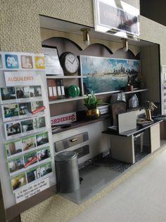 Oficina Inmobiliaria (detalle) by SuMer Miniaturas