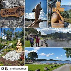 Håper alle har hatt en flott dag/helg. #reiseliv #reiseblogger #reisetips #reiseråd  #Repost @junelisenornes (@get_repost)  Har hatt en fantastisk dag i  Rex Garden i dag. Nydelig park og strålende sol. Her skal jeg komme igjen når rododendroene står i sin fylle prakt  ___________________________