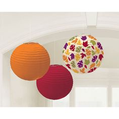 This Fall Paper Lanterns are our favorite decorations this time of the year. This inexpensive party supply is the perfect decorate for any Fall themed party. Paper Lantern Making, Paper Lanterns, Flameless Candles With Timer, Fiber Optic Christmas Tree, Fall Party Themes, Diy Party Supplies, Fall Birthday, Ceiling Decor, Fall Wedding