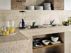 tile countertop ideas