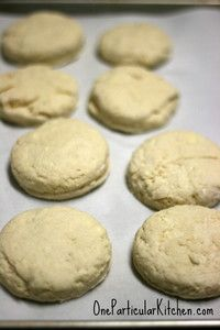 Whey biscuits for using the leftover whey from homemade yogurt.