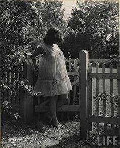 Summer underwear by Nina Leen