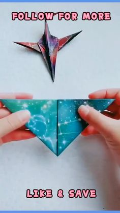Diy Crafts Hacks, Easy Crafts, Paper Airplane Game, Toddler Crafts, Crafts For Kids, Craft Videos, Diy Gifts, Origami, Upcycle