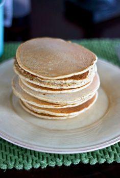 Gluten Free Almond Pancakes SugarFree