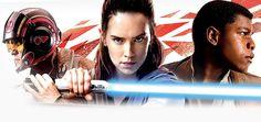 17/02/2017 Star Wars: The Last Jedi – Acabando com as especulações que surgiram após a divulgação do título original, a Lucasfilm divulgou hoje a tradução oficial do Episódio VIIIpara o Bras…