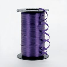 Purple Curling Ribbon - OrientalTrading.com 3.75 for 500 yards
