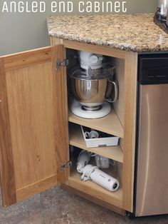 Kitchen Remodel With Great Storage Cabinets! (Rock Island, IL)