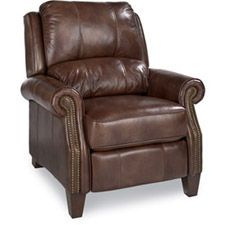 Lazy Boy Leather Recliners Recliners Emerson High Leg