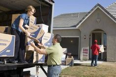 How you place your items in the #moving truck is equally important; take the time to plan. This will make things easier for you and your movers.