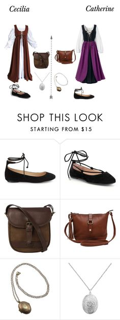 """""""The hobbit"""" by meghan-white2 on Polyvore featuring Karl Lagerfeld, Gianni Bini, DUBARRY and M&Co"""