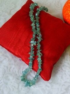 All Beads & Findings 1/2 Off until Thursday!! 10x5x4mm  5x5x4mm Apatite Gemstone Nugget Beads  15 by SkullMoto, $1.13