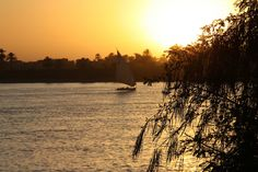 12 Beautiful Photos Of Sunset In Egypt  This photo by : Per Arne Slotte - Flickr
