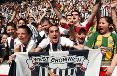 @WBromwich the baggies supporters #9ine