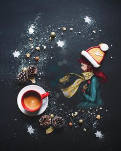 Hello December! #littlecoffeestories