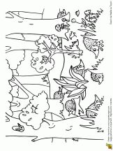 chicco easter coloring pages - photo#8