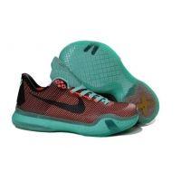 huge selection of 41ba5 ab7ec Kids Nike Zoom Kobe X (10) EM XDR basketball shoes wine sky blue Kobe