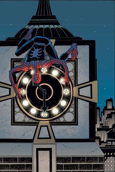 Spider-Man by John Romita Jr. *