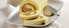 Rotolo di pasta biscotto con crema al caffè Sale&Pepe